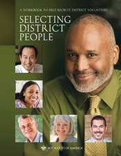 Selecting District People
