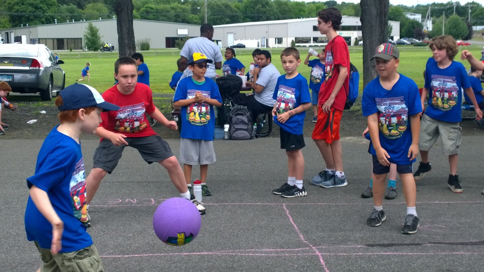 CYC, BSA :: Camping :: Cub Scout Day Camps