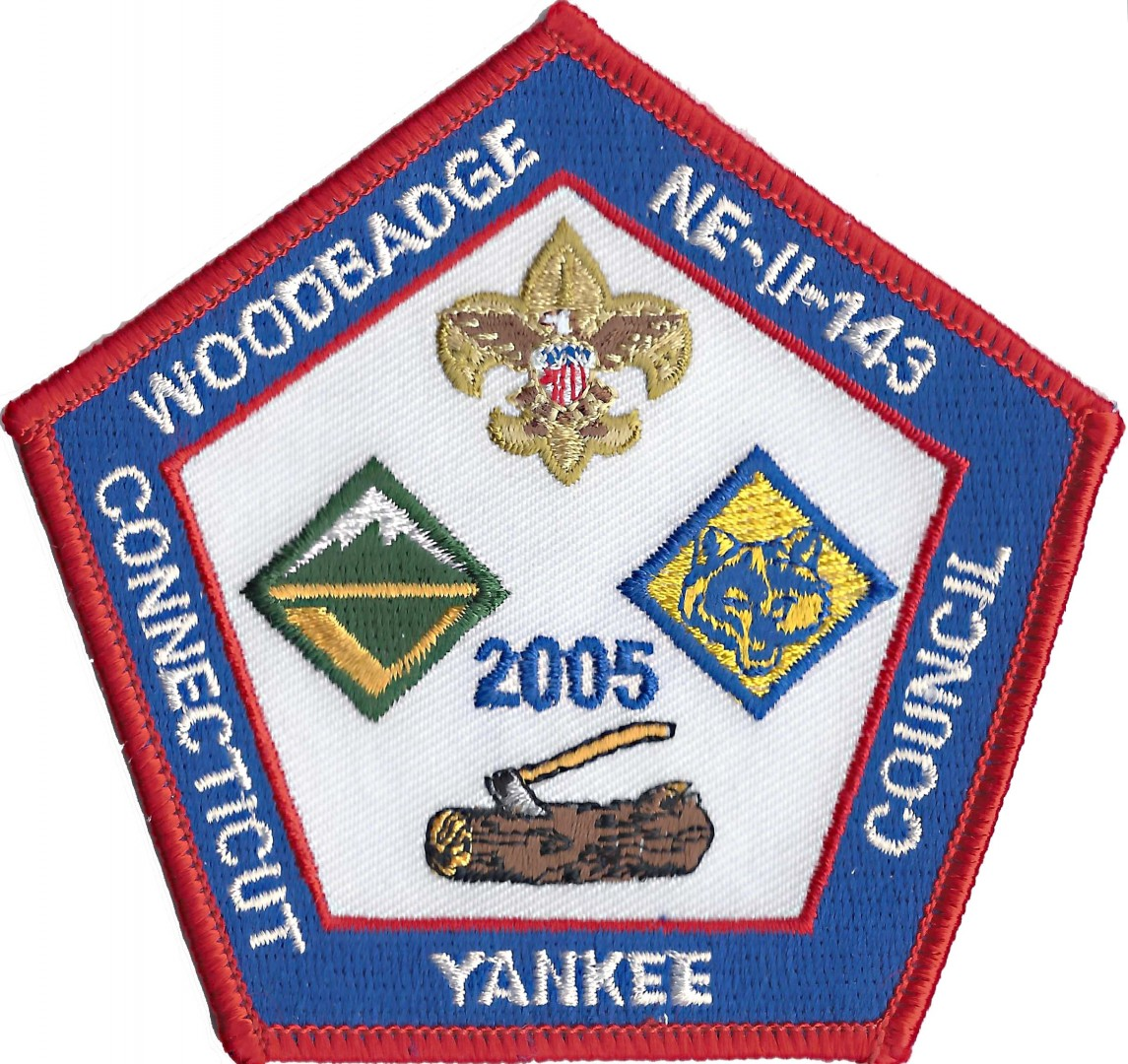 2005 Wood Badge Course