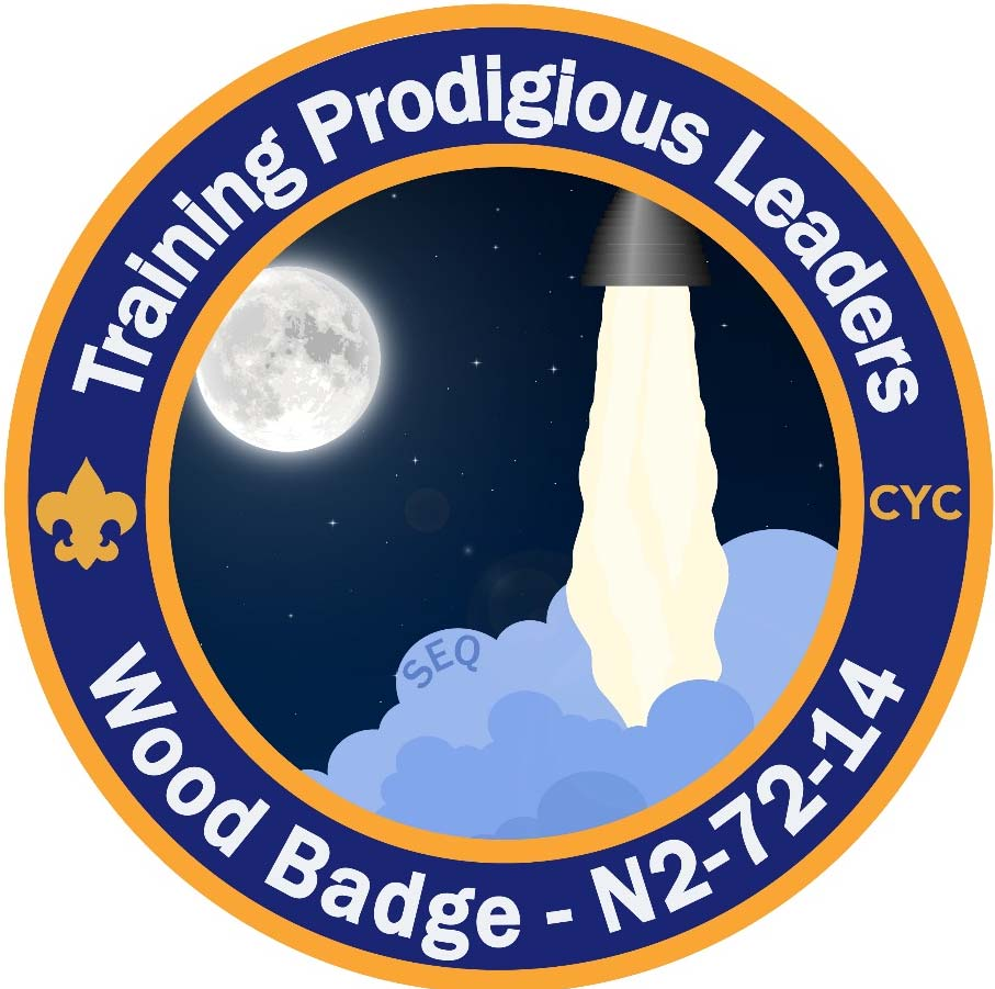 2014 Wood Badge Course
