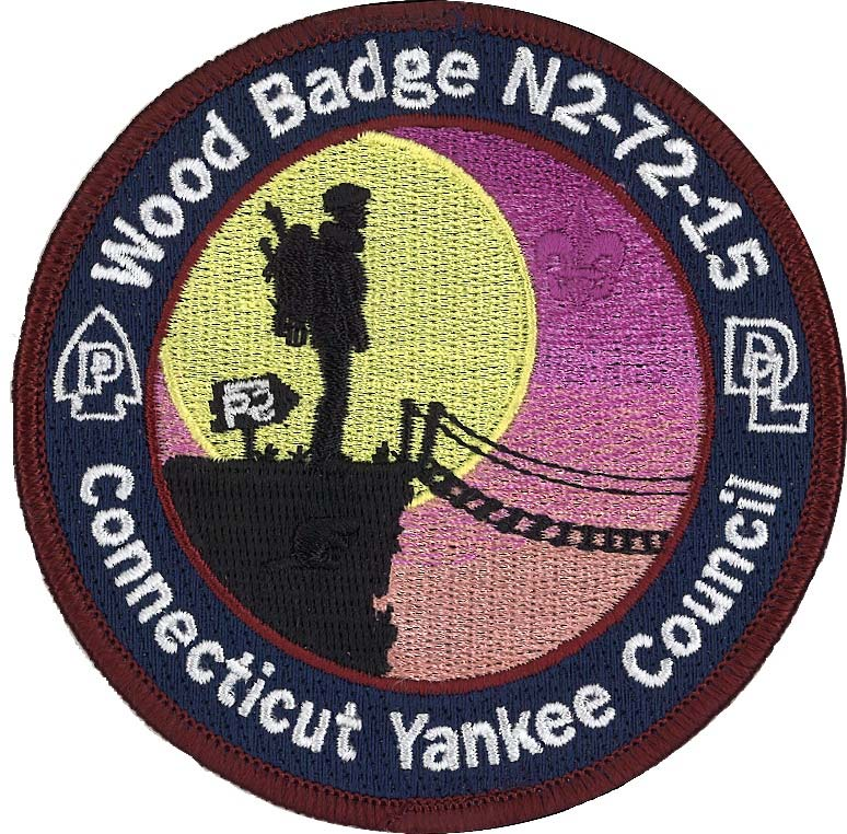 2015 Wood Badge Course