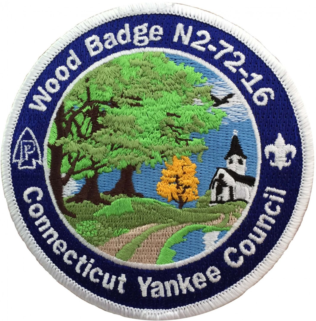2016 Wood Badge Course