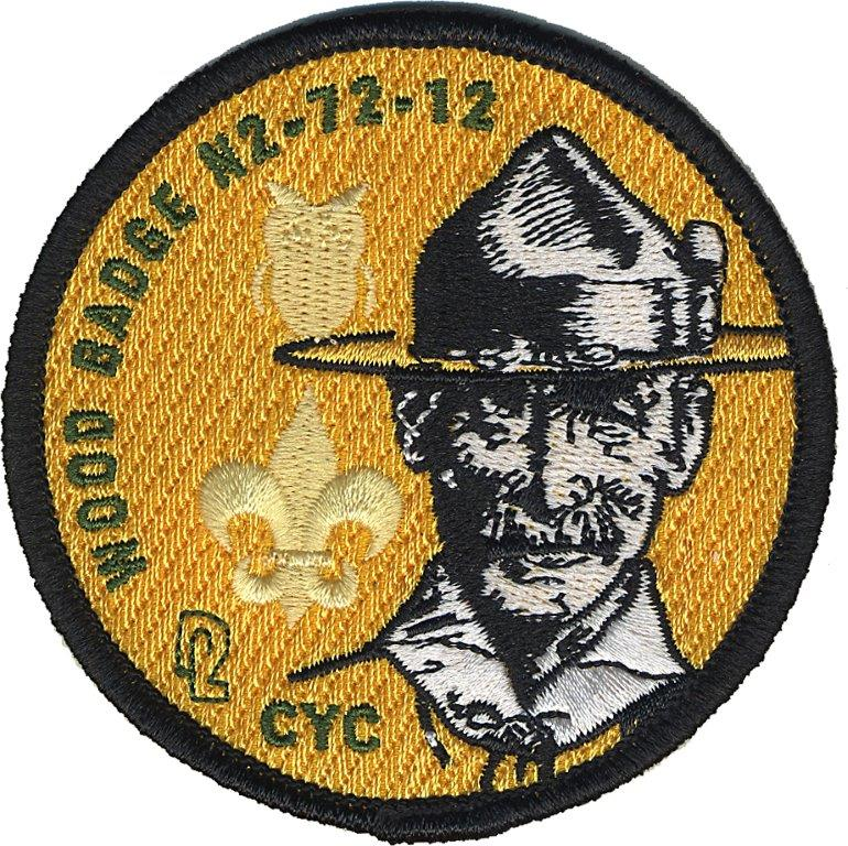 2012 Wood Badge Course