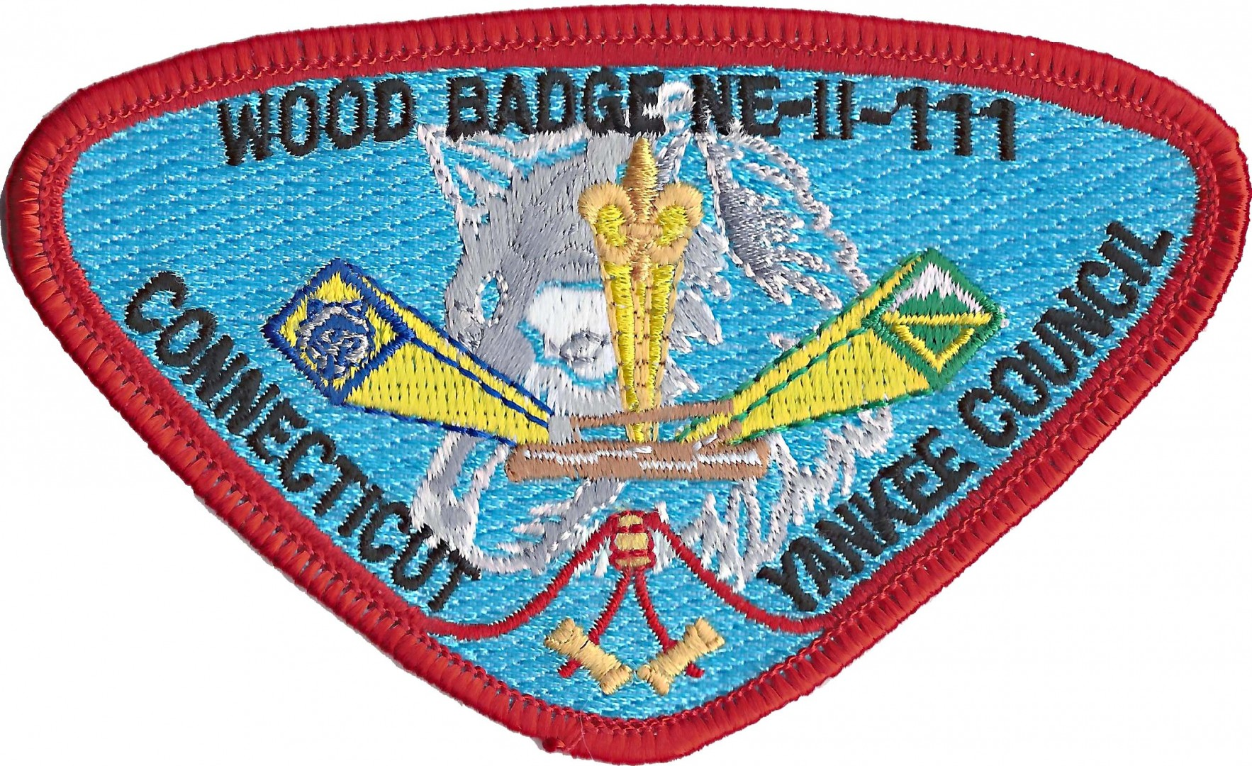 2001 wood badge course