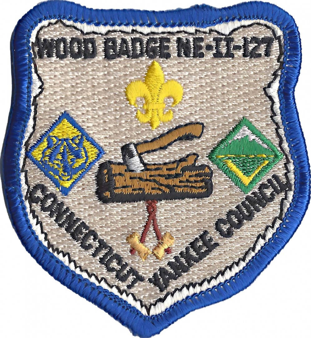 2002 Wood Badge Course