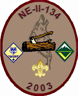 2003 Wood Badge Course
