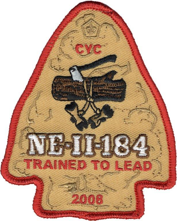 2008 Wood Badge Course