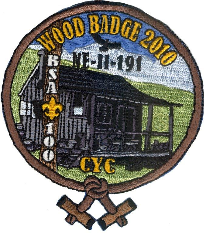 2010 Wood Badge Course