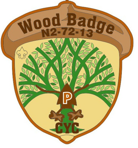 2013 Wood Badge Course